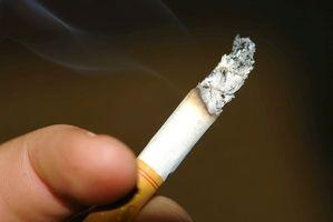 Rischi di fumo di seconda mano
