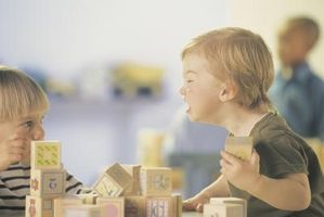 Come affrontare lo stress e rabbia in una scuola materna ambiente