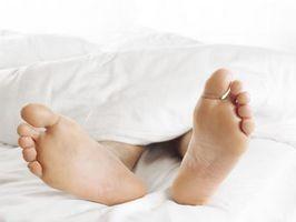 Quali sono le cause di formicolio piedi di notte?