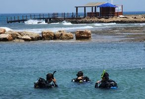 Costa d'Avorio Scuba Diving Schools