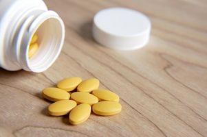 L'effetto del farmaco di pressione sanguigna sul petto e Reni
