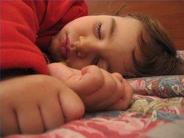 Quali sono le cause apnea del sonno nei bambini?