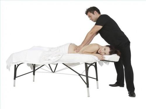 Come curare fibromi con massaggio