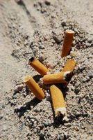 Pericoli di asma e fumo