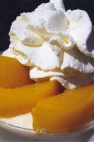 Che cosa ti sembra Quando Cream Peaks Forms?