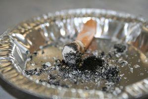 10 pericoli del fumo