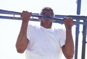 Esercizio Attrezzature per parte superiore della schiena
