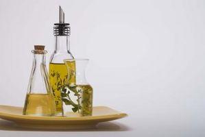 Composizione di olio di vinaccioli