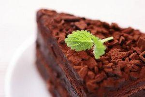 Come fare un diabetico, o senza zucchero, Torta al cioccolato