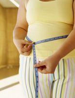 come misurarti durante la perdita di peso