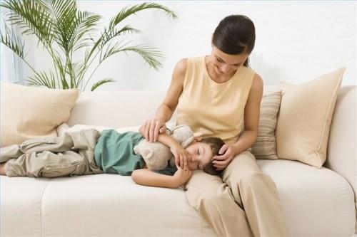 Come trattare mal di testa nei bambini