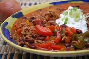 Come Slow Beans Cook Chili Con Pinto