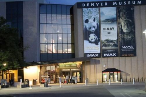 Panda sono di primo piano nel nuovo film IMAX