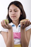 Le diete non salutari per adolescenti