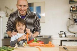 Alimentazione sana per i bambini e gli adolescenti