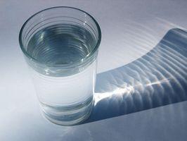 Mal di gola Cure con acqua salata