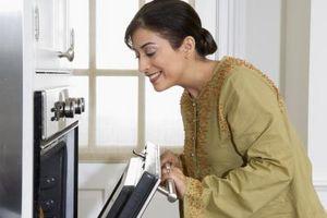 Come regolare i tempi di cottura e temperatura del forno da 400-475 gradi