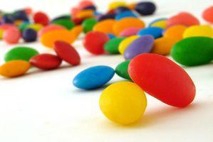Come separare Colorante alimentare da oggetti mediante cromatografia