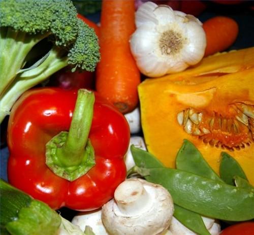 Gli alimenti adatti per i vegetariani