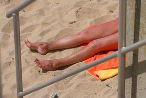 Moles scoloriti sulla pelle