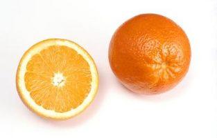 Attività insetticida di buccia d'arancia