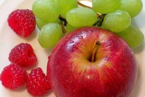 Elenco dei carboidrati in Frutta
