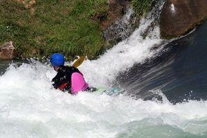 Come fare una gonna Kayak
