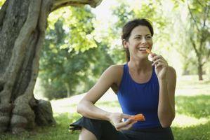 Le sfide più grandi a regolare esercizio e una dieta sana