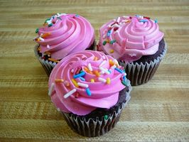 Bambini Cupcakes compleanno idee