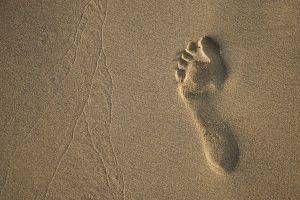 Home rimedio per dolore del piede