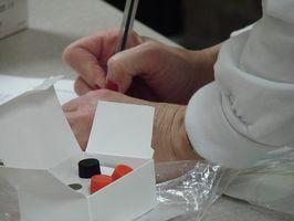 Tipi di test diagnostici per Burns