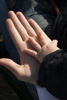 I tendini del dito indice