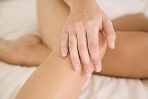 Zolfo omeopatico per il dolore al ginocchio