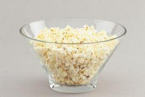Microwave Popcorn rischi per la salute