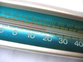 Ciò che è noto come il termostato umano?