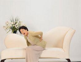 Quali sono i trattamenti per un nervo schiacciato nella parte bassa della schiena?