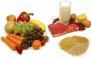 Alimenti per diabetici per il pranzo