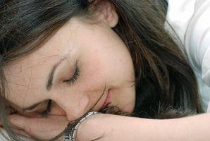 5 cose che fermano di dormire