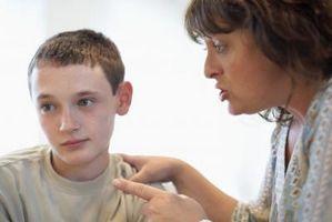 Effetti di abuso emozionale su Self Esteem