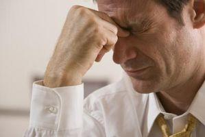 Segni e sintomi di una emicrania oftalmica