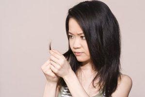 Erbe per aiutare addensare capelli