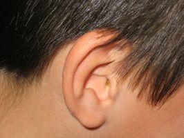 Problemi dell'orecchio interno con infezione del seno