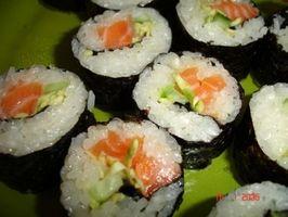 Sushi I segni di avvelenamento alimentare