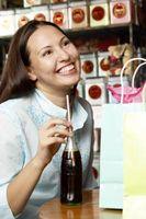Prodotti chimici in Coca-Cola che influenzano Your Tongue