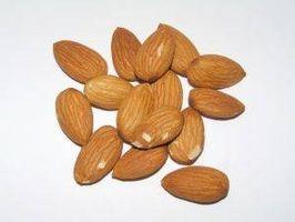 I sintomi di un allergia alle mandorle